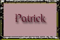 Download the Patrick Font here
